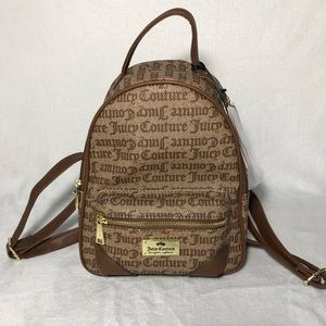 Juicy Couture Back Pack - Brown